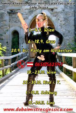 Sklavin Chris - Escort female slave / maid Vienna 18