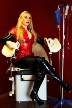 Dr Jessica von Fist - Escort dominatrix Graz 4