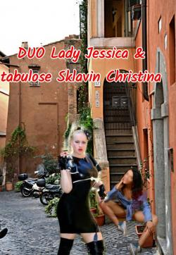 DUO Herrin Jessica  Sklavin Chris - Escort duo Linz 1
