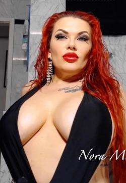 Goddess Nora Marinelli - Escort dominatrix Munich 1