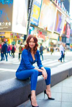 Charlotte - Escort lady New York City 4
