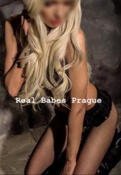 Caroline - Escort ladies Prague 1
