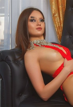 ALINA - Escort lady Istanbul 1