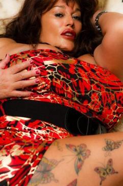 Gina DePalma - Escort dominatrix Las Vegas 3