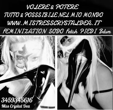 MIstress Crystaldea - Escort dominatrix Milan 5