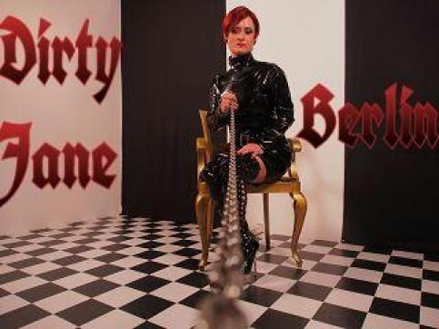 Dirty Jane - Escort bizarre lady Berlin 4