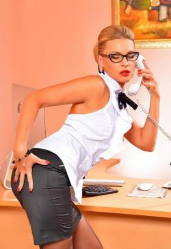 Anne - Escort lady Paris 1