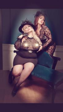 MissCaryandLadySophia - Escort duo Berlin 2