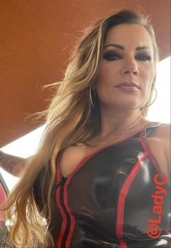 LADY CHRIS - Escort dominatrixes Linz 1