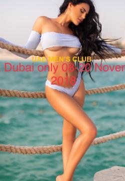 Liya - Escort lady Dubai 1