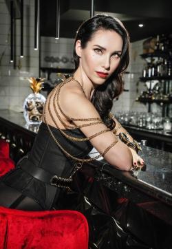 Lady Jane - Escort dominatrix Geneva 1