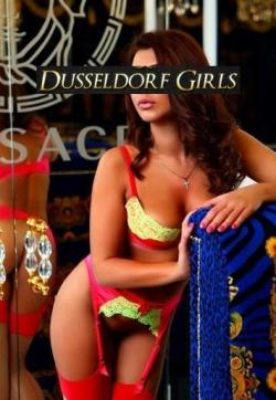 Rose - Escort ladies Düsseldorf 1