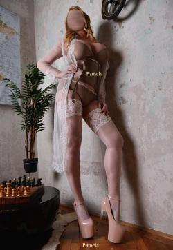 Pamela - Escort ladies Paris 1