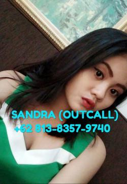 SANDRA SKIN WHITE - Escort ladies Jakarta 1
