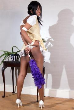 Submissive Mimi - Escort female slave / maid London 2