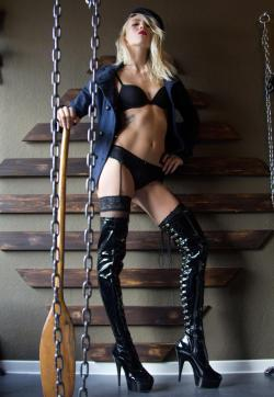 Madita Pain - Escort dominatrixes Hamburg 1
