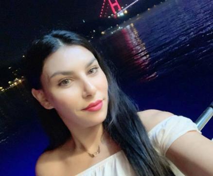 Sozan Arab Girl in Istanbul - Escort lady Istanbul 9