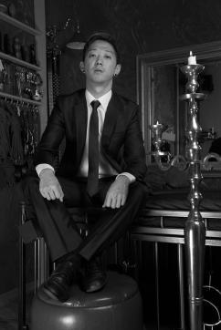 Ron HAdes - Escort master Berlin 2
