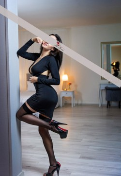 Simone - Escort ladies Prague 1