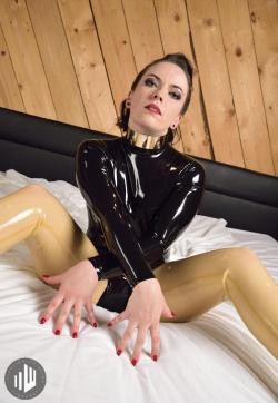 Amadea Nox - Escort dominatrixes Cologne 1