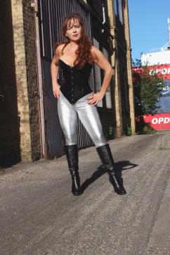 Lady Blue - Escort dominatrix Frankfurt 5