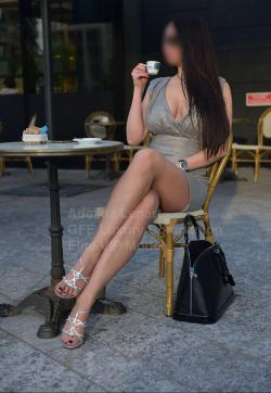 Adelina Lenart - Escort ladies Paris 1