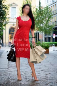 Adelina Lenart - Escort lady London 2