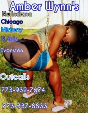 Amber Wynns - Escort lady Chicago 3