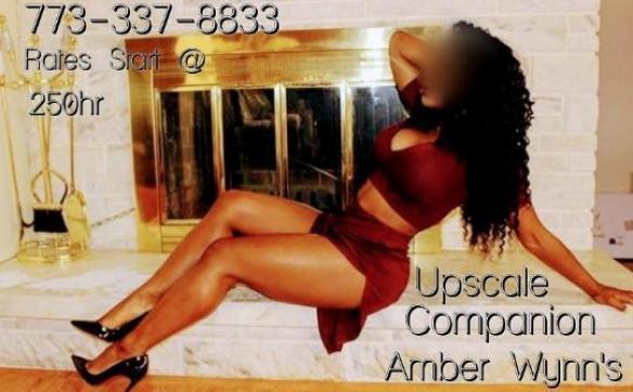 Amber Wynns - Escort lady Chicago 4