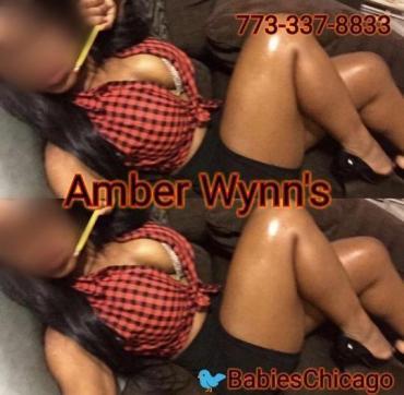Amber Wynns - Escort lady Chicago 5