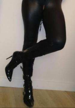 Lady BlackOpium - Escort dominatrix Hamburg 1