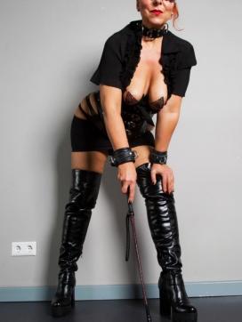 Enoma - Escort female slave / maid Berlin 3