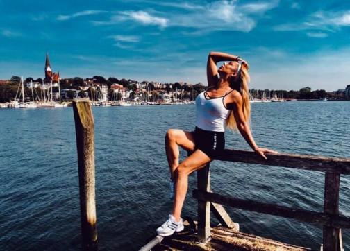 TS Rebecca fitness Mistress - Escort trans Rostock 6