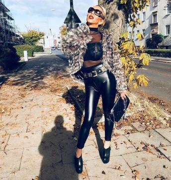 TS Rebecca fitness Mistress - Escort trans Rostock 7