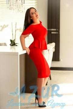 Nadine - Escort lady London 2