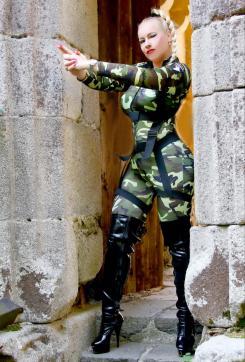 Bizarrlady Jessica - Escort bizarre lady Santa Cruz de Tenerife 13