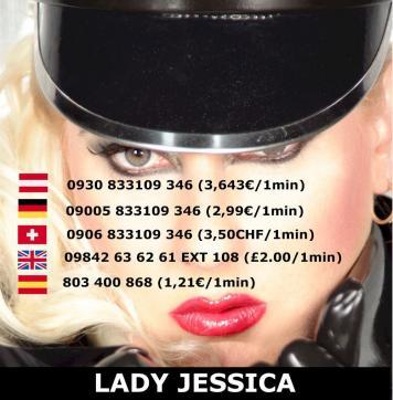Bizarrlady Jessica - Escort bizarre lady Lucerne 17