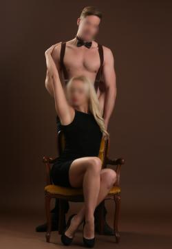 Lena und Jan - Escort couples Dubai 1