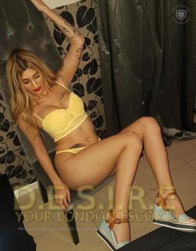 Zoe - Escort lady London 3