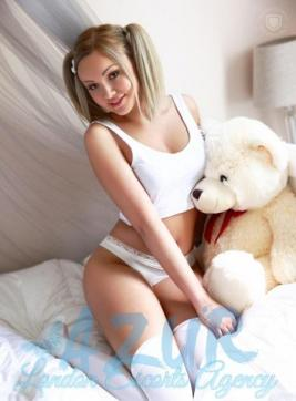 Amelia - Escort lady London 2