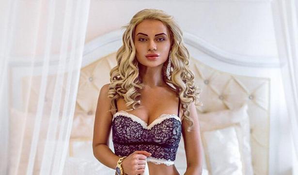 AMALIA - Escort lady Izmir 2