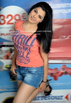 Aliya 0173907640 Young Indian - Escort ladies Kuala Lumpur 1