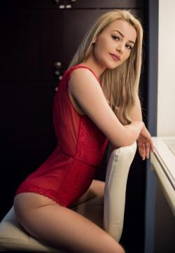 Louise Blonde Escort - Escort ladies Amsterdam 1