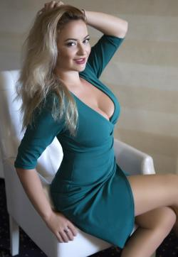 Nadia - Escort ladies Vienna 1