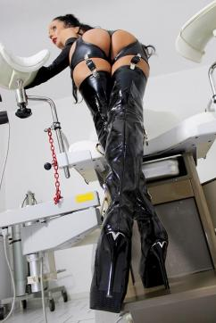 Sidney Dark - Escort dominatrix Duisburg 11