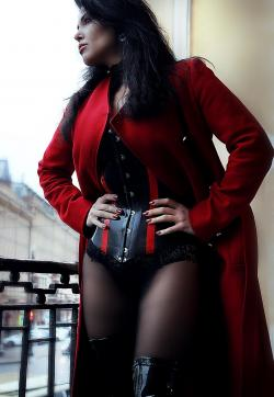 Mistress Roxana - Escort dominatrix Saint Petersburg 1