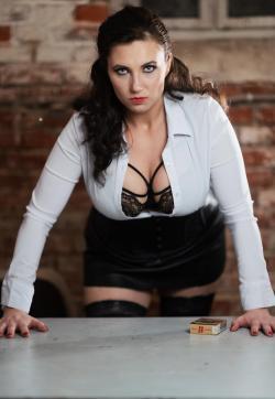 Lady Alexa Wolf - Escort dominatrixes Berlin 1