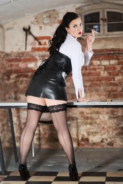 Lady Alexa Wolf - Escort dominatrix Berlin 2