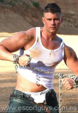 Victor Svensson - Escort gays Madrid 1