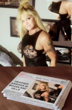 HEATHER HARLET - Escort lady Los Angeles 6